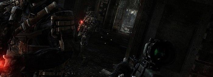 Uzlabotais pasaule spēli Metro 2033