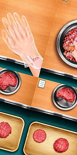 In un gioco di Street Food vi aspetta cucina deliziosa fast - food! 🌭🍔🍟🍕