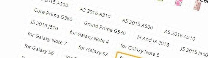 Case for Samsung Galaxy A5 از Aliexpress بسیار سرد سپر برای سامسونگ A5 2016 . نوتلا و هندوانه