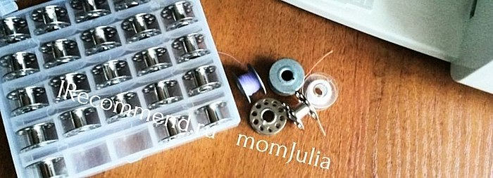 Set universale di metallo bobine per macchine da cucire e cucire *** un Sacco di foto
