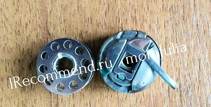 Universal metal bobbins for sewing machines and sergers *** Lots of photos