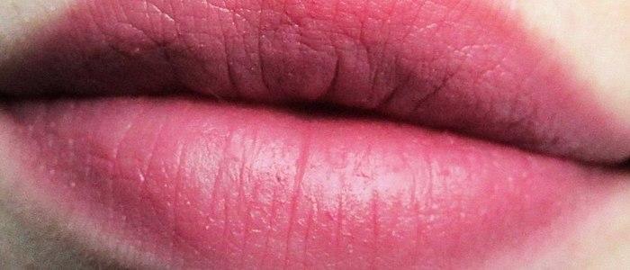 Cada tom com a natureza! Descrição e foto em seus lábios, 5 tons