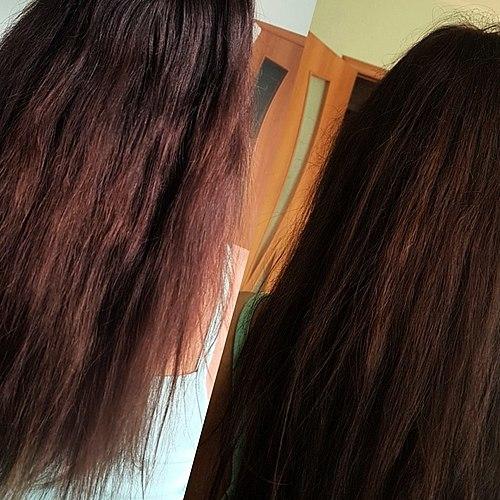 巧克力致5.69,没有足够的头发只是下面的肩膀!