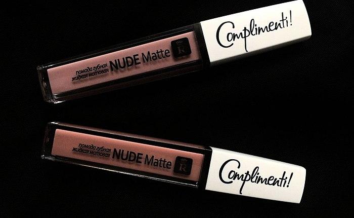 Një nga më të popullarizuar produktet e markës-një Shumë matte LAKURIQ buzëkuq Mat. Rishikimi i hije Nr 10 dhe Nr 14