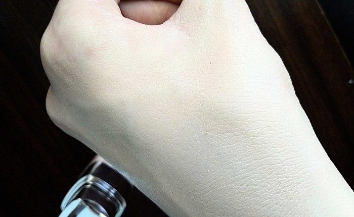 ¿Por qué he vuelto de nuevo a él? Foto antes y después de la muy problemática en la piel. Qué tipo de piel, ideal para? El matiz de 1D.1W.