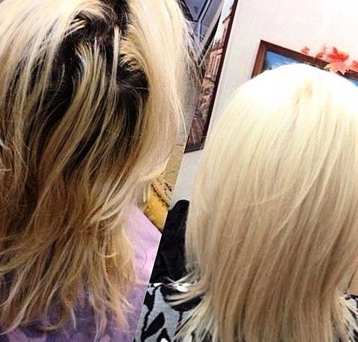 Bojë Londa + këshilla nga floktar dhe foto rezultatet