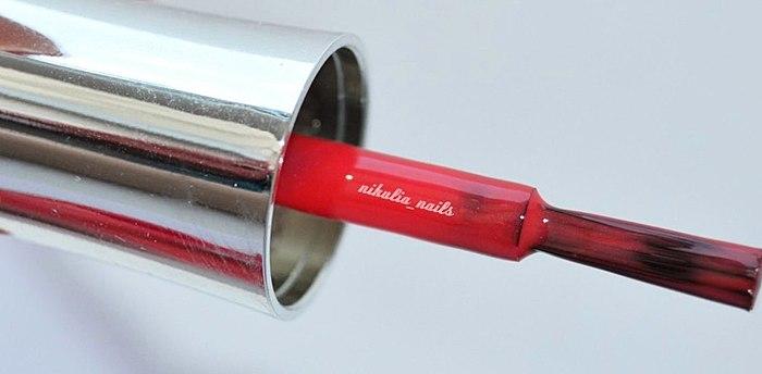 Aliuminio nagai EL CORAZON Active Bio-gel Cream nr. 423/273. Красавчик visoje красе. Свотч, слайдеры, глиттеры, декоративное топовое dangos ir стемпинг.