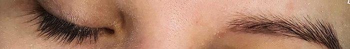 Slutte å tegne øyenbryn som Bresjnev. Glem det blyanter og skygger for brynene. Kommer til unnsetning mascara (gel-concealer) for brynene PANNE LUXVISAGE STILER tone første (latte)