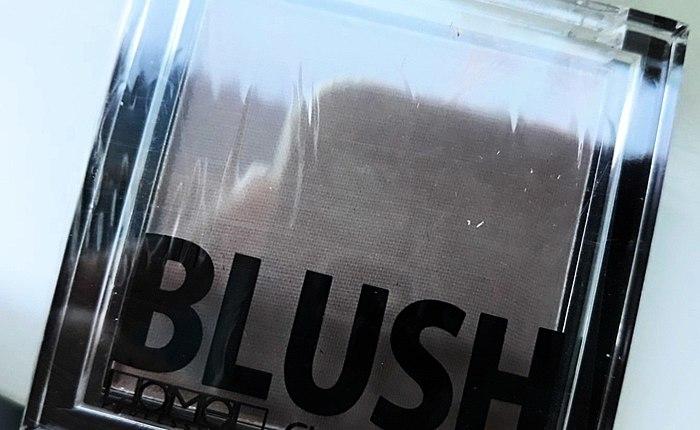 Blush of poeder, de beeldhouwer kan 2 in 1? Swatch, veel foto ' s + Video.
