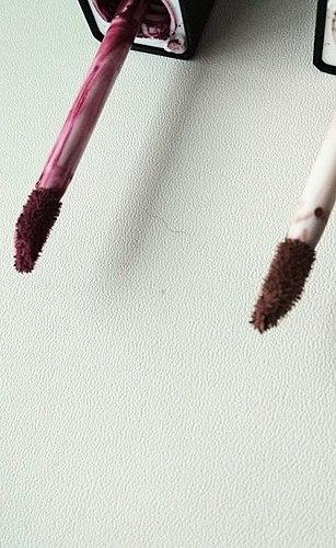 KURZ UND KLAR. Matte Lippenstift ohne Mängel. Label, danke, dass es gibt. Noch nie im Stich gelassen diese Marke. Farbton 01 und 14