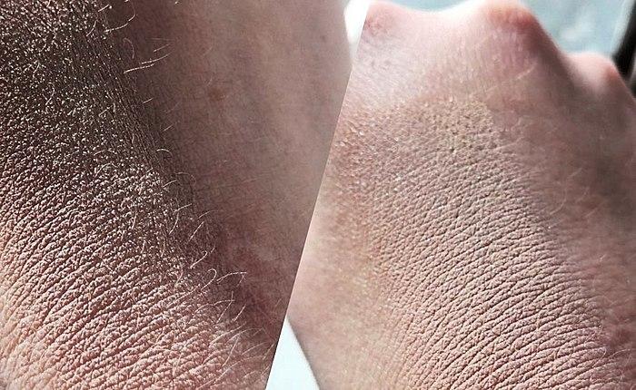 Il mio preferito non tonalnika. Intenzione di usarlo, se voglio guardare 10 anni più vecchio! + Foto a problemi di pelle.