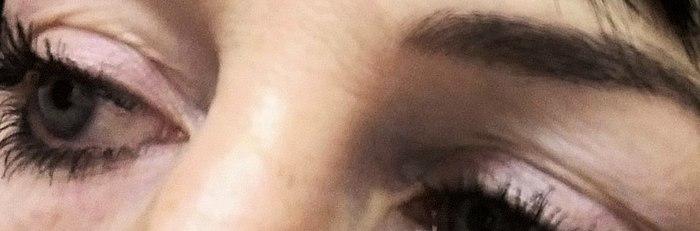 Eine tolle Mascara in weniger als 2 Dollar? Volumen und Biegung? Ja!!! + Foto-Wimpern!