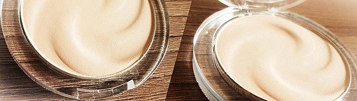 ★ Photo AVANT et APRÈS lorsque l'éclairage différent ... Essence de la Poudre matifiante compact powder ... est-il bon?... Nous analyserons les avantages et les inconvénients, ainsi que la COMPOSITION de ... ★