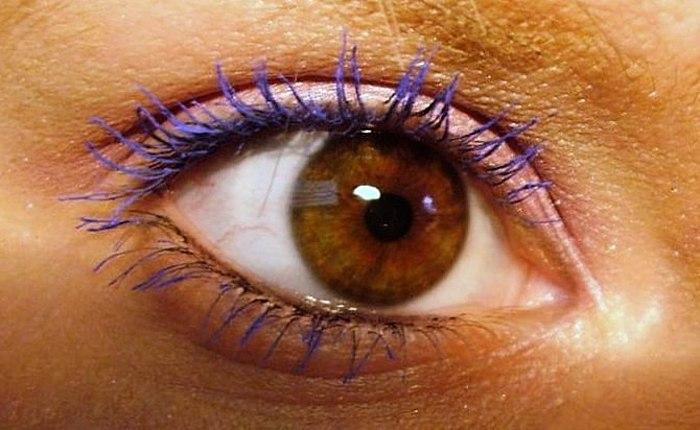 monimuotoisuuden päivä meikki värillinen ripsiväri!+joitakin kuvia