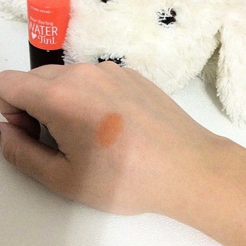Casi perfecto el pigmento labial de ETUDE HOUSE Dear Darling Water Tint.