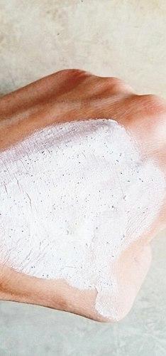 إذا كان لديك الجلد الجاف ، فحص.