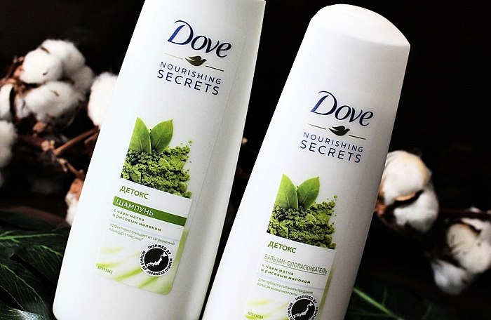 Wait! Japanese treatment for hair Dove Nourishing Secrets went on sale. And it's no wonder I waited so long for this. Will tell you how to improve the effectiveness of the balm.