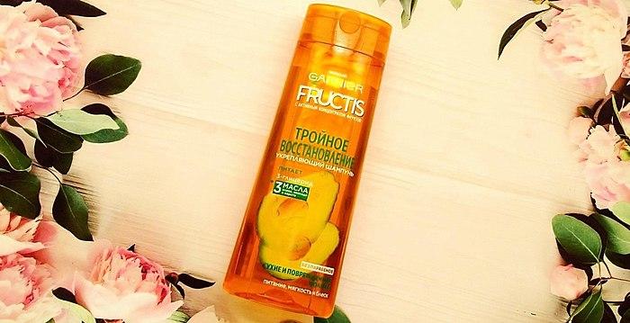 Mis à jour Garnier Fructis