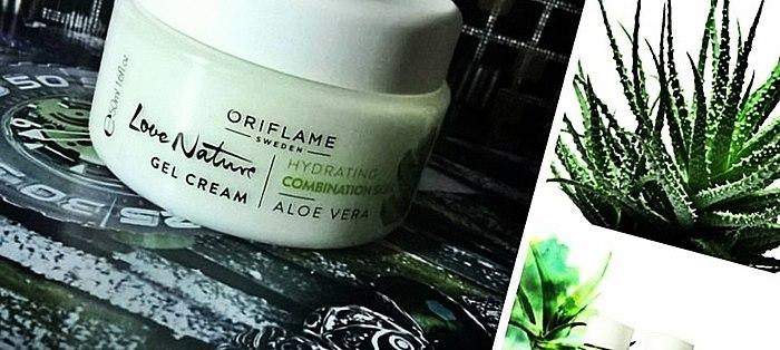 Crema-gel para el rostro Oriflame Love Nature