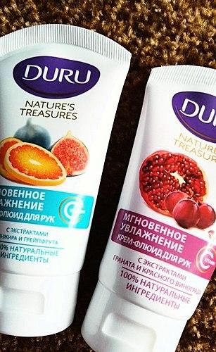 Tôi không bao giờ nghĩ rằng tay kem 10 hryvnia có thể được như vậy... Ngay lập tức ẩm từ Duru.