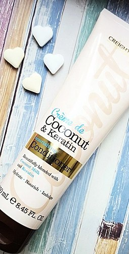 For fans of coconut flavors in care cosmetics