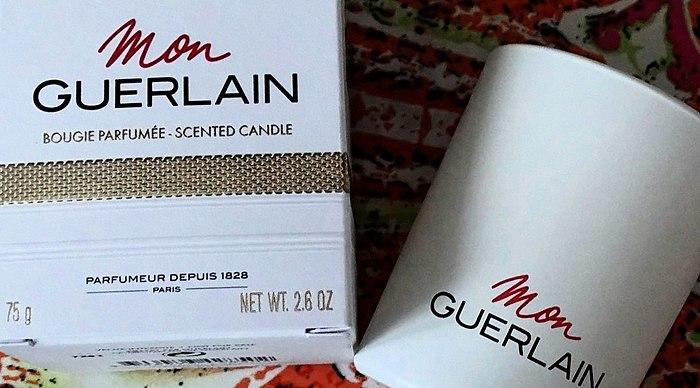 Свечка з водарам вядомага парфумы, але ў больш цяжкай версіі.