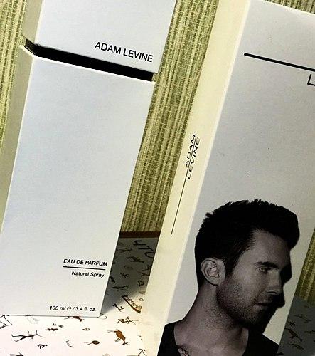 «This love has taken its toll on me». Le parfum de la soliste du groupe Maroon 5»