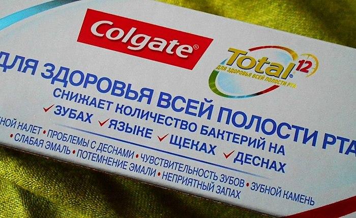 Clean mint-rena tänder