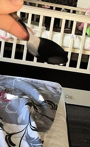 Glädjen av moderskap inom de första veckorna eller innebär Stopclick - tack Espumizan!