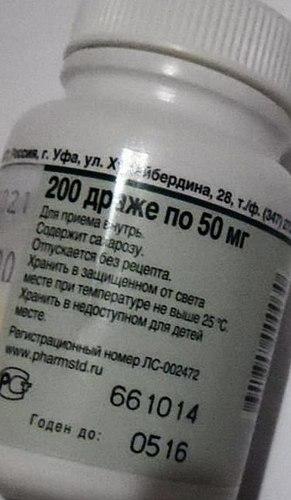 Algunos de los principales vitamina para la salud!