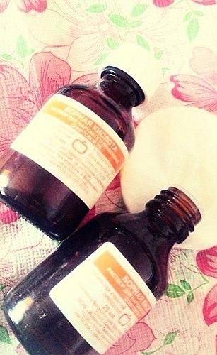 Борная ácido - the best de los terribles granos, pero no de puntos negros. Con importantes desventajas (#Только_для обладателей_толстой de la piel)