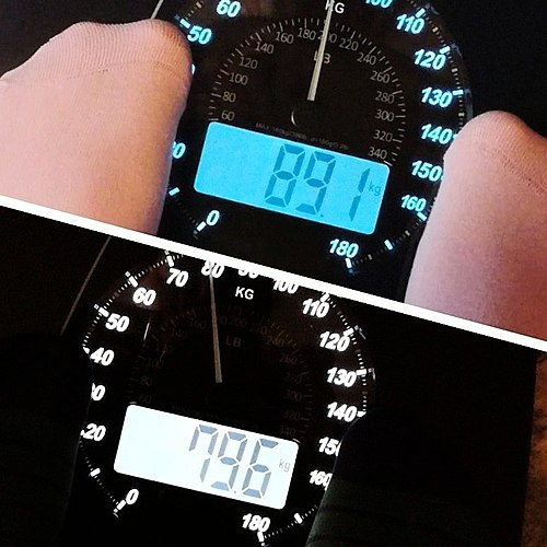 Diet 1200 calories helped to lose 10 kg! But it's a vicious circle! The story of how not to do! My menu, results and photos.
