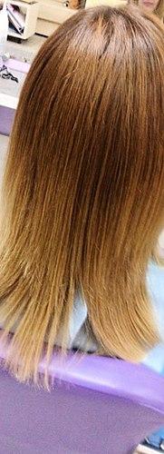 Κερατίνη κύτταρα μπούκλες ή θλιβερή ιστορία για το πώς τα μαλλιά κερατίνη выпрямляла (σύνθεση