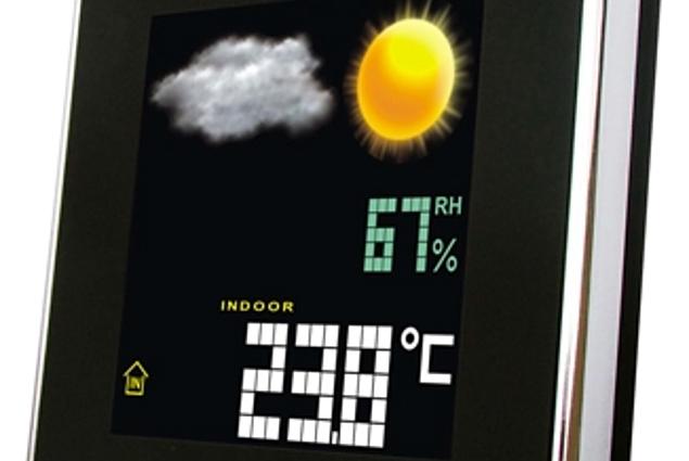 آب و هوا ایستگاه Uniel UTV-64 نظرات