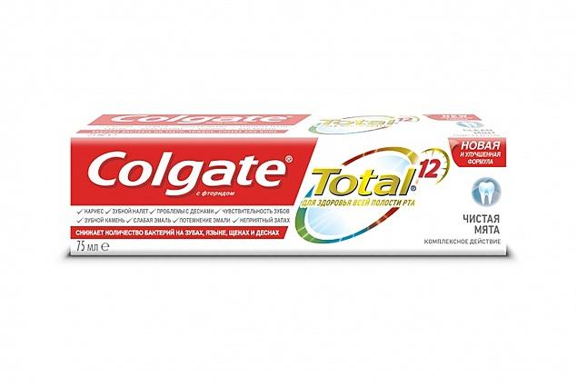 Pasta Gigi Memutihkan Total Bersih Mint Ulasan
