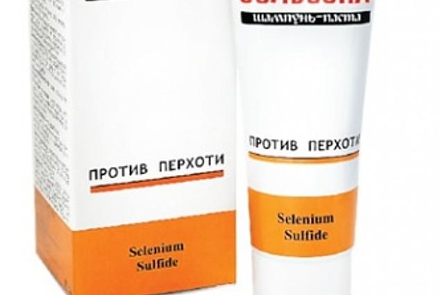 Antimykotisches Shampoo - Sulsen Paste Bewertungen