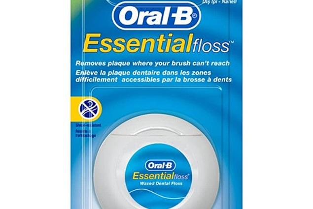 Зубная нить Oral-B Essential Floss Comments