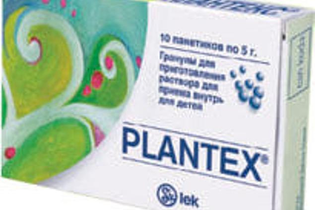 Vaistai virškinimo trakto gydymui Lek Plantex / Plantex Atsiliepimai