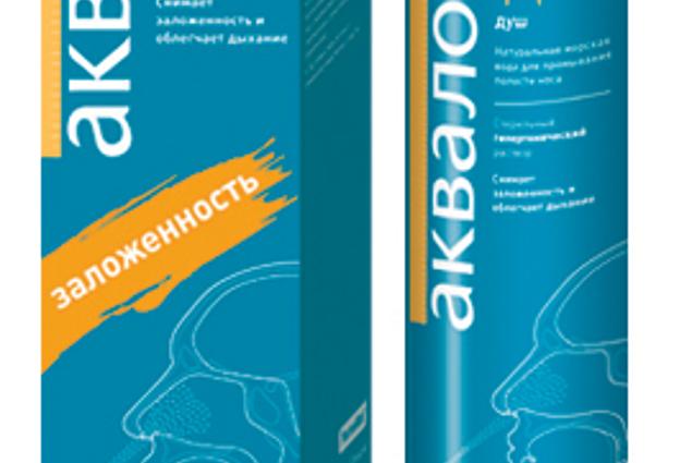 Lekarstwem na przeziębienie PharmaMed АКВАЛОР® forte w ciężkiej duszności Komentarze