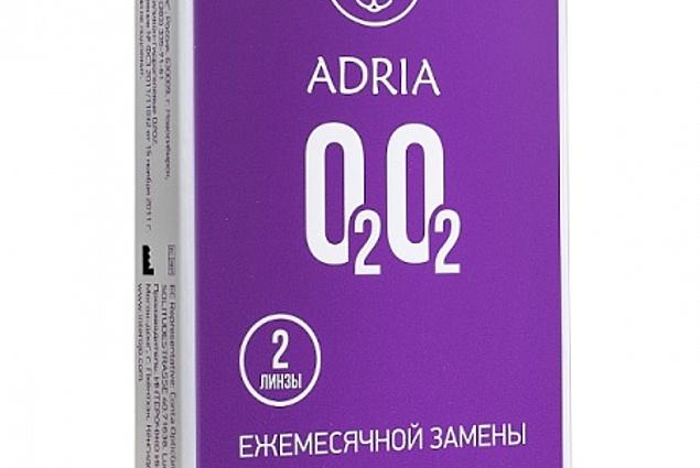 Kontaktläätsed Adria O2O2 Arvustused
