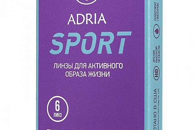 العدسات اللاصقة ADRIA Sport استعراض