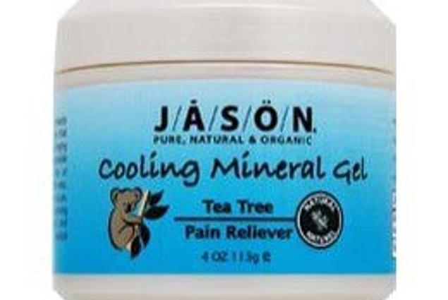 矿物的凝胶杰森的自然冷却矿物的凝胶,茶树 评论