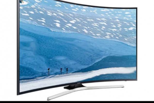 4K TV سامسونج UE55KU6300UXRU استعراض