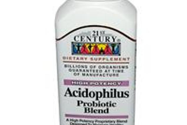 Acidophilus, miscela probiotica di batteri del latto e del bifido del XXI secolo Reviews