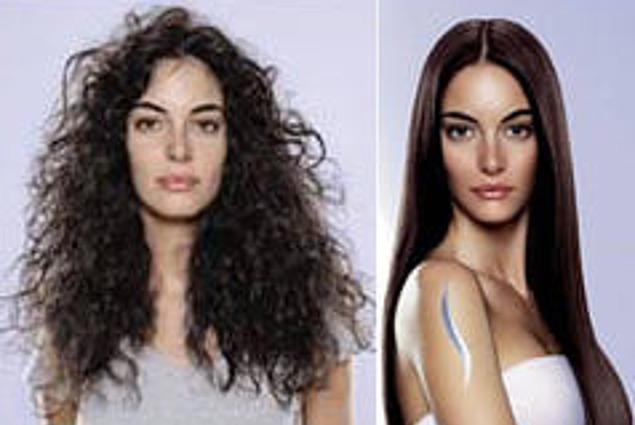 Keratin hår glatning (kartirovanie)  Anmeldelser