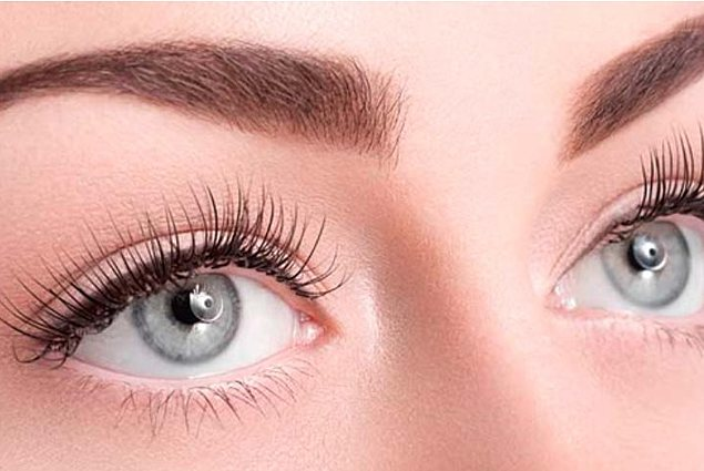 Lamination of eyelashes and eyebrows in the salon Reviews