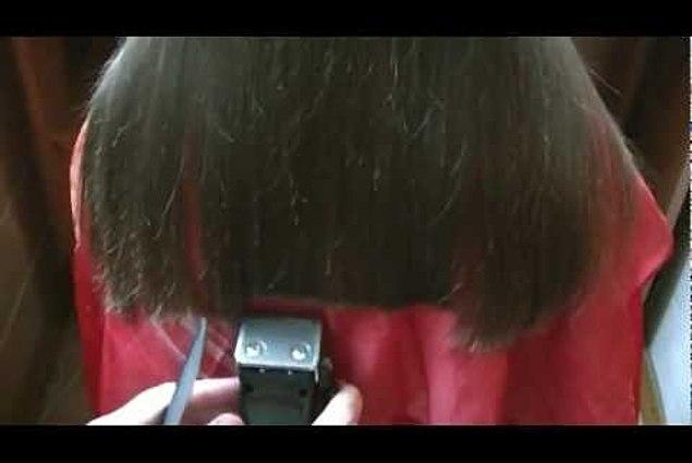 Máquina de cortar cabelo comprida e semi-longa חוות דעת