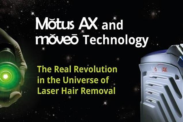 Lasersko uklanjanje dlaka Moveo na uređaju Deka Motus AX Komentari