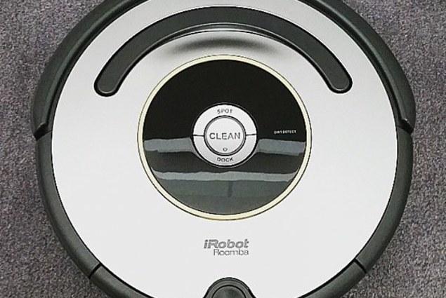 Το ρομπότ-ηλεκτρική σκούπα IRobot Roomba 616 Κριτικές
