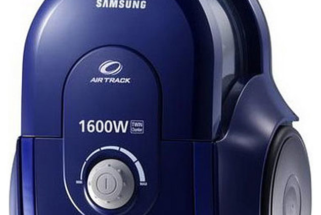 Samsung SC-4332 Cyclone Filter Vacuum Cleaner חוות דעת